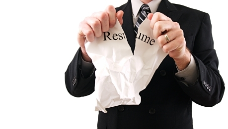Death of Resume