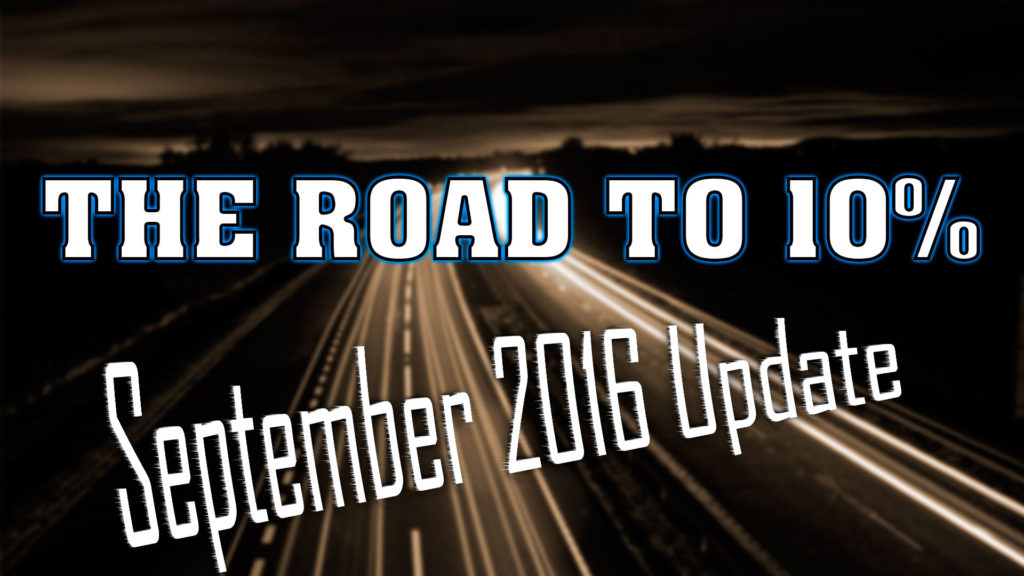 The Road - September 2016
