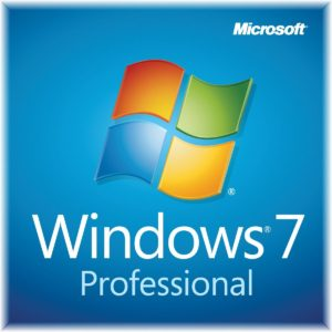 Win 7 Professional 64-bit DVD