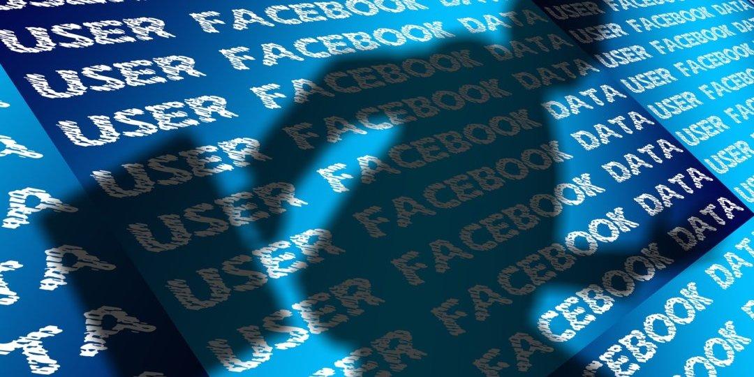 Facebook Data by Geralt on Pixabay