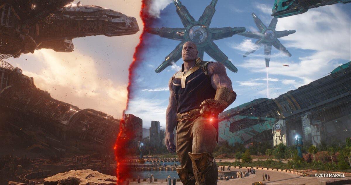 Thanos Reality Stone Power of Bullshit